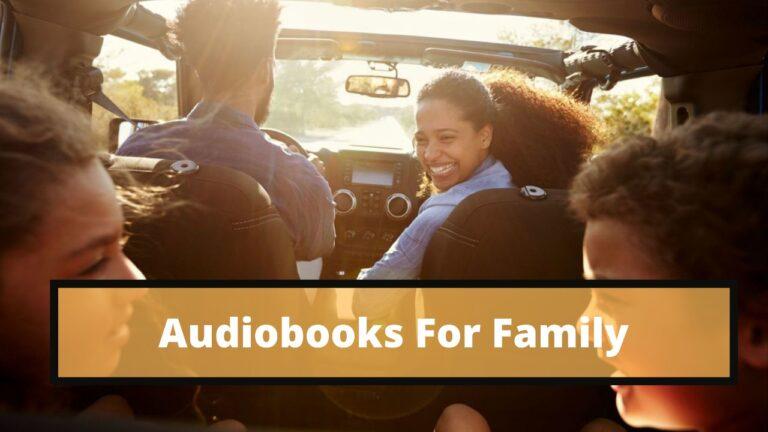 family audiobooks