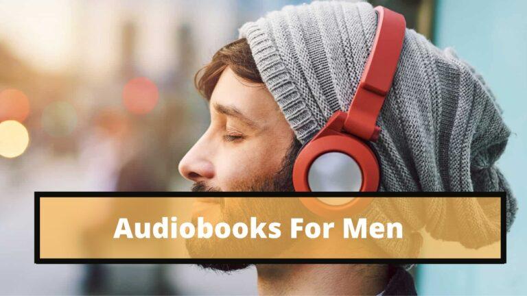 Men's audiobooks