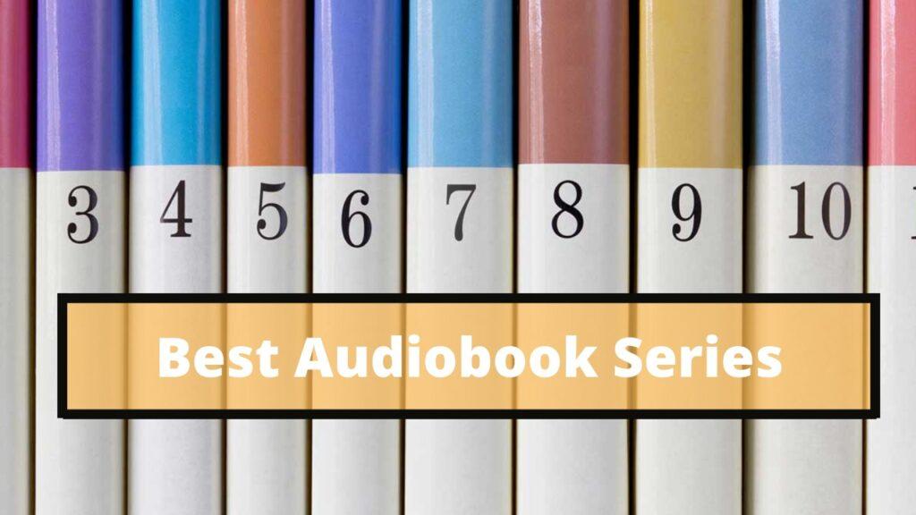 best audiobook series