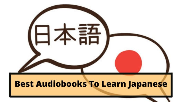 audiobooks to learn japanese