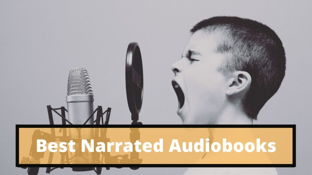 best narrated audiobooks