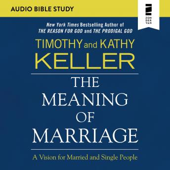 The Meaning of Marriage: Audio Bible Studies: A Vision for Married and Single People