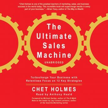 The Ultimate Sales Machine audiobooks
