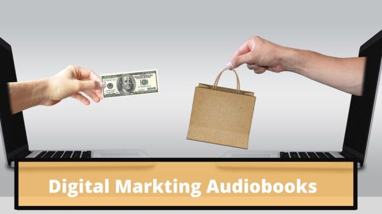 best digital marketing audiobooks
