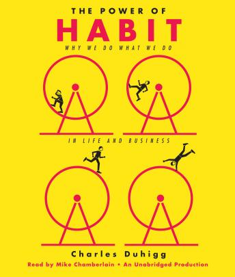 The Power of Habit: Why We Do What We Do, and How to Change audiobooks
