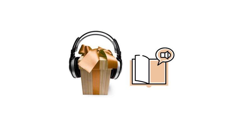 audiobooks gift