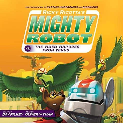 Ricky Ricotta's Mighty Robot vs. the Video Vultures from Venus- Ricky Ricotta's Mighty Robot