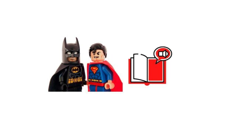 superhero audio books