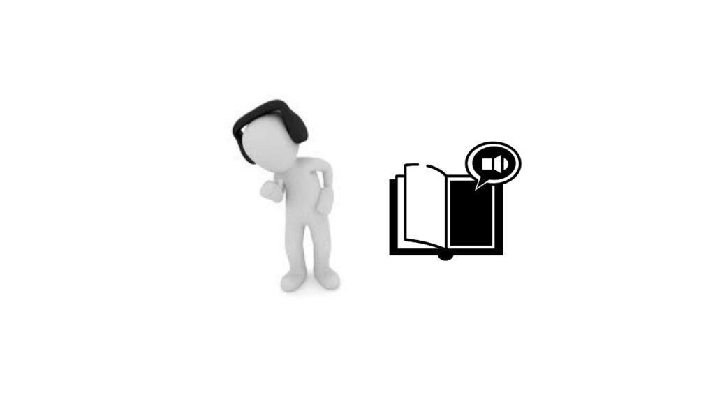 how to listen audiobooks