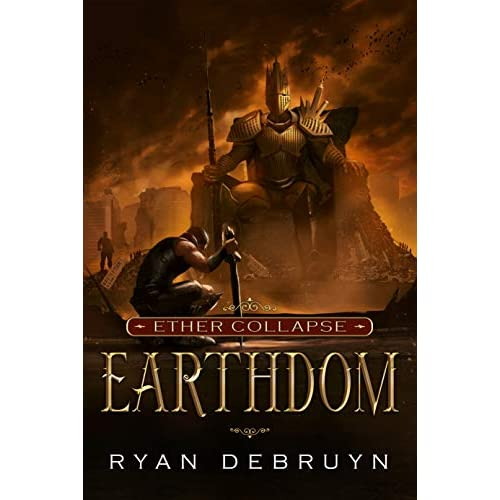 Earthdom: A Post-Apocalyptic LitRPG audiobook
