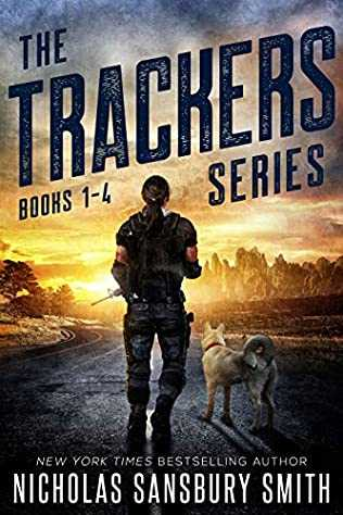 THE TRACKERS SERIES BOX SET
